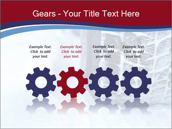 Winter tyres PowerPoint Template - Slide 48