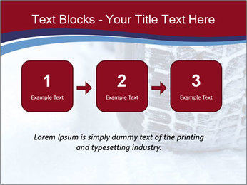 Winter tyres PowerPoint Template - Slide 71