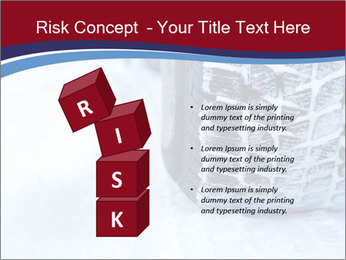 Winter tyres PowerPoint Template - Slide 81