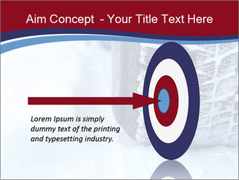 Winter tyres PowerPoint Template - Slide 83