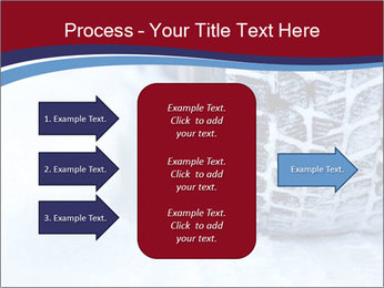 Winter tyres PowerPoint Template - Slide 85
