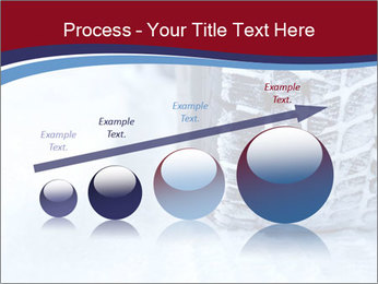 Winter tyres PowerPoint Template - Slide 87