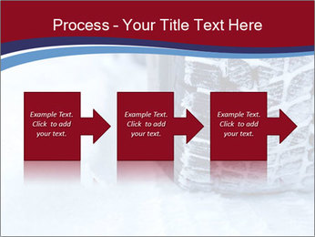 Winter tyres PowerPoint Template - Slide 88
