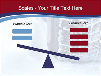 Winter tyres PowerPoint Template - Slide 89