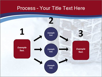 Winter tyres PowerPoint Template - Slide 92