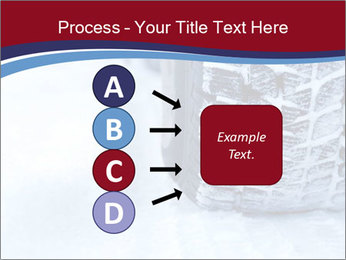 Winter tyres PowerPoint Template - Slide 94