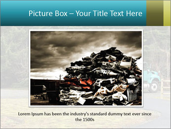 A Sanitation Worker PowerPoint Template - Slide 15