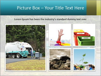 A Sanitation Worker PowerPoint Template - Slide 19