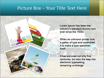 A Sanitation Worker PowerPoint Template - Slide 23