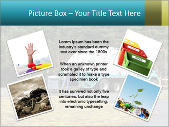 A Sanitation Worker PowerPoint Template - Slide 24