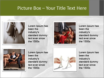 Carved statue PowerPoint Template - Slide 14