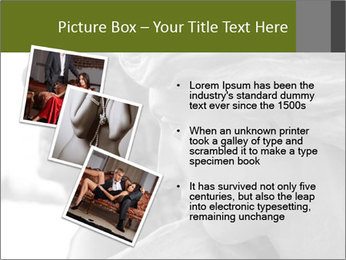 Carved statue PowerPoint Template - Slide 17