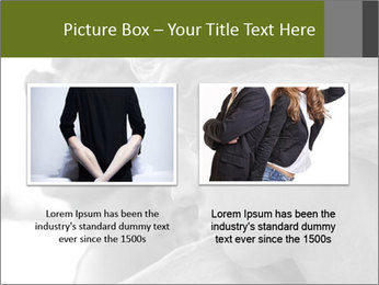 Carved statue PowerPoint Template - Slide 18
