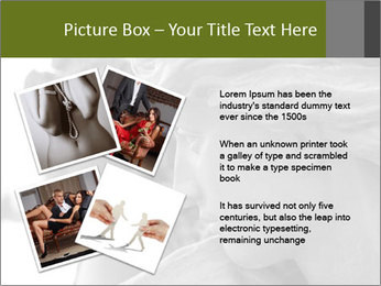 Carved statue PowerPoint Template - Slide 23