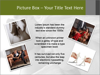 Carved statue PowerPoint Template - Slide 24