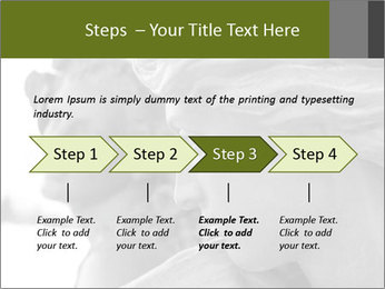 Carved statue PowerPoint Template - Slide 4