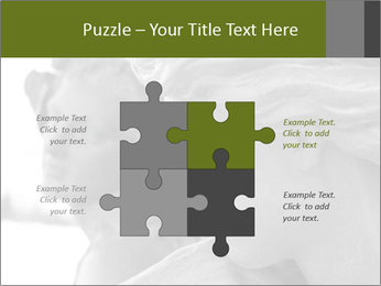 Carved statue PowerPoint Template - Slide 43