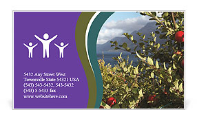 0000091491 Business Card Template