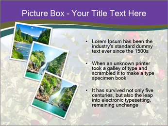Apple-tree in the foreground PowerPoint Templates - Slide 17