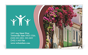 0000091492 Business Card Template