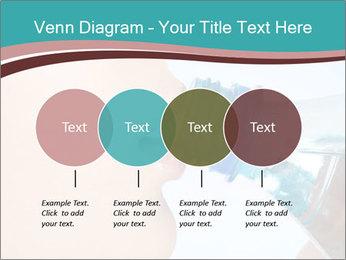 Woman drinking PowerPoint Template - Slide 32