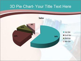 Woman drinking PowerPoint Template - Slide 35