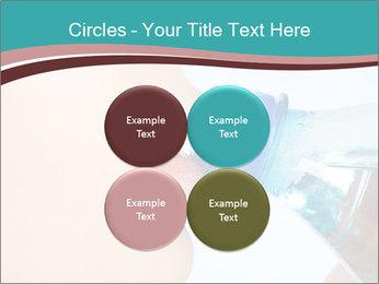 Woman drinking PowerPoint Template - Slide 38