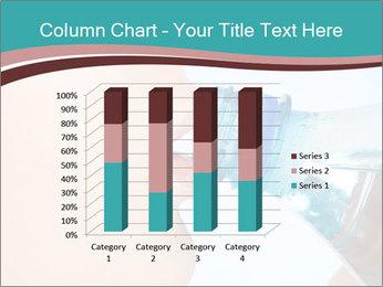 Woman drinking PowerPoint Template - Slide 50