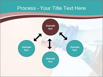 Woman drinking PowerPoint Template - Slide 91
