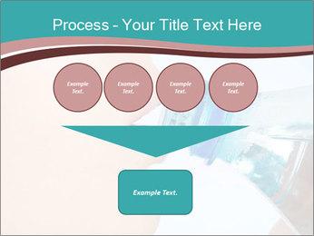 Woman drinking PowerPoint Template - Slide 93