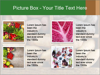Wooden box PowerPoint Templates - Slide 14