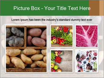 Wooden box PowerPoint Templates - Slide 19