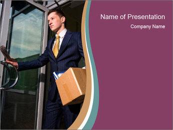 Financial crisis Modelos de apresentações PowerPoint
