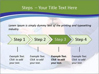 Pregnant woman PowerPoint Templates - Slide 4
