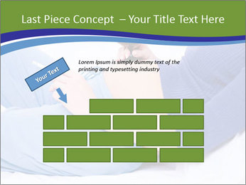 Pregnant woman PowerPoint Template - Slide 46
