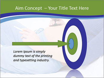 Pregnant woman PowerPoint Template - Slide 83