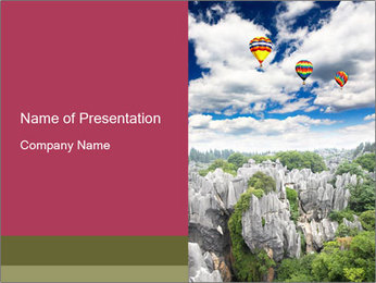Rock PowerPoint Template