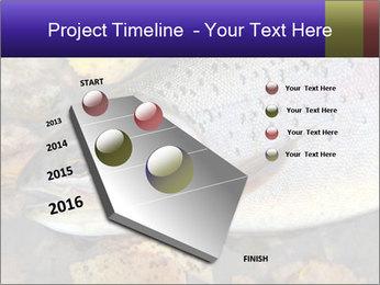 Wild rainbow PowerPoint Template - Slide 26