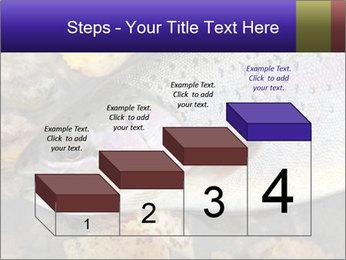 Wild rainbow PowerPoint Template - Slide 64