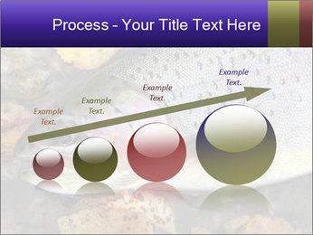 Wild rainbow PowerPoint Template - Slide 87