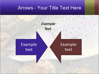 Wild rainbow PowerPoint Template - Slide 90