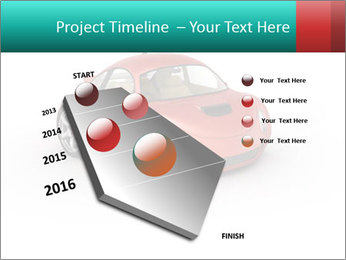 Red sport car PowerPoint Template - Slide 26