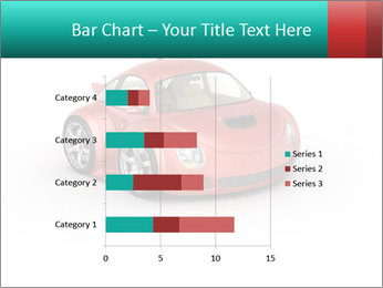 Red sport car PowerPoint Template - Slide 52