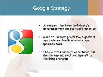 Blank Paper Sheet PowerPoint Templates - Slide 10