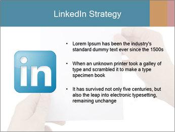 Blank Paper Sheet PowerPoint Templates - Slide 12