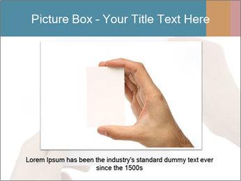 Blank Paper Sheet PowerPoint Templates - Slide 16