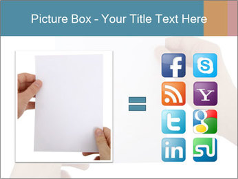 Blank Paper Sheet PowerPoint Templates - Slide 21
