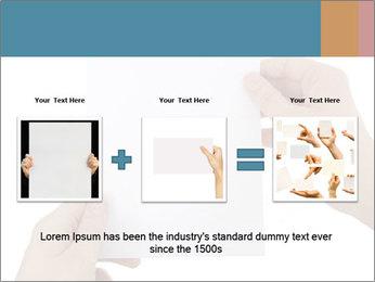 Blank Paper Sheet PowerPoint Templates - Slide 22