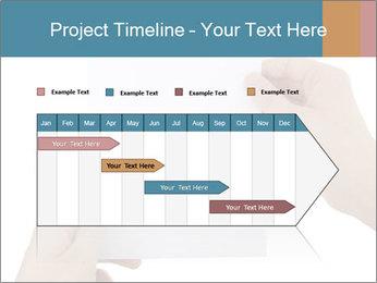 Blank Paper Sheet PowerPoint Templates - Slide 25