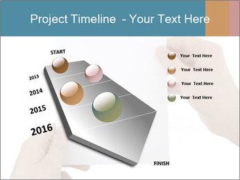 Blank Paper Sheet PowerPoint Templates - Slide 26